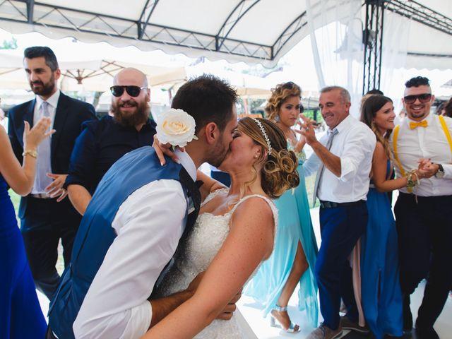 Il matrimonio di Nico e Gerardina a Teramo, Teramo 85