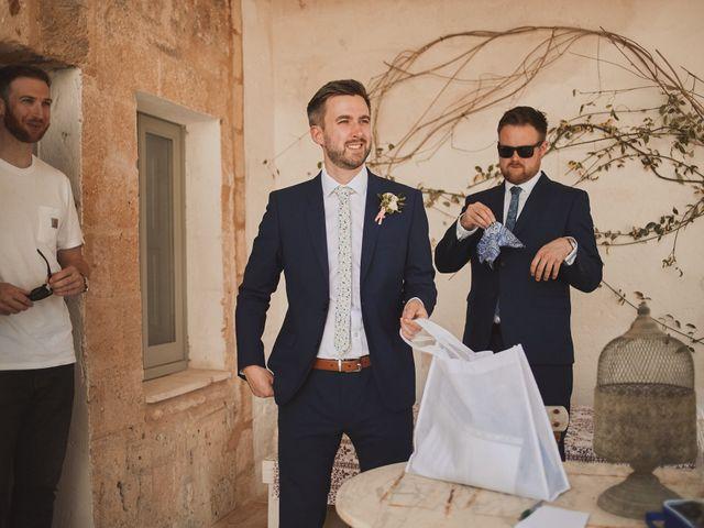 Il matrimonio di Chris e Claire a Manduria, Taranto 3