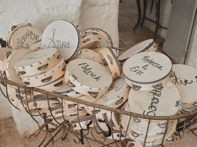 Il matrimonio di Chris e Claire a Manduria, Taranto 4