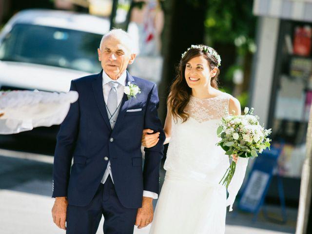 Il matrimonio di Francesco e Rossana a Caerano di San Marco, Treviso 2