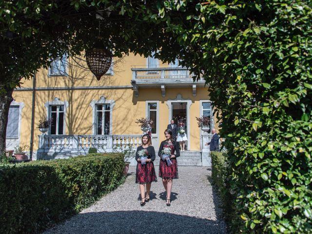 Il matrimonio di Alberto e Lucrezia a Inveruno, Milano 13