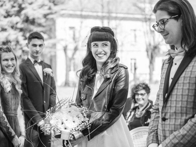 Il matrimonio di Alberto e Lucrezia a Inveruno, Milano 15