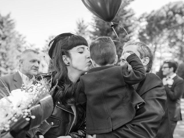 Il matrimonio di Alberto e Lucrezia a Inveruno, Milano 20