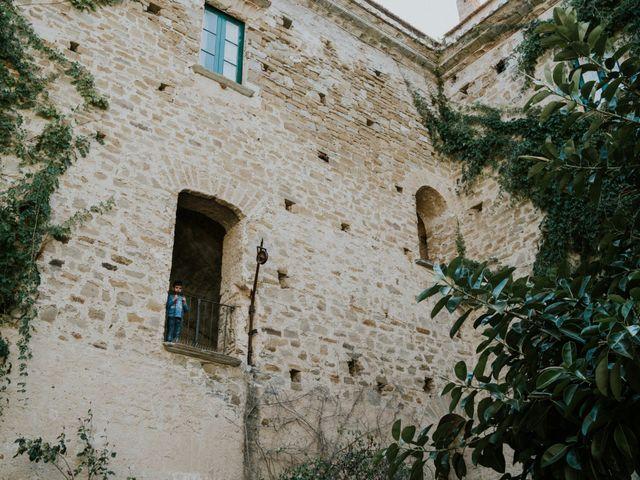 Il matrimonio di Sanjay e Tiziana a Castellabate, Salerno 13