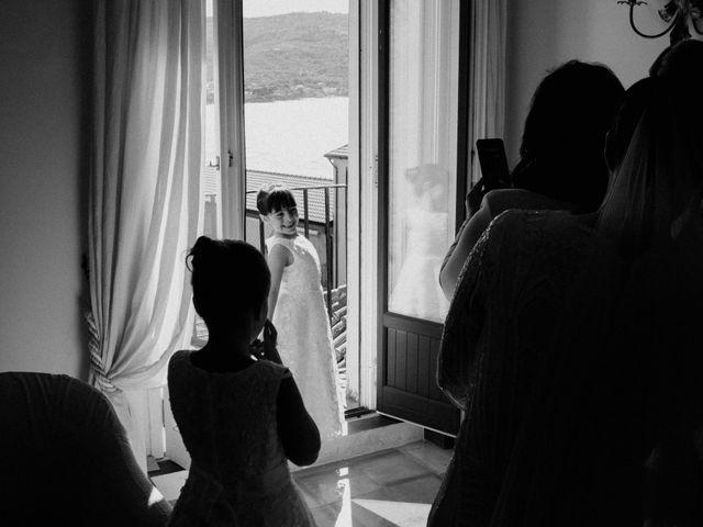 Il matrimonio di Sanjay e Tiziana a Castellabate, Salerno 14