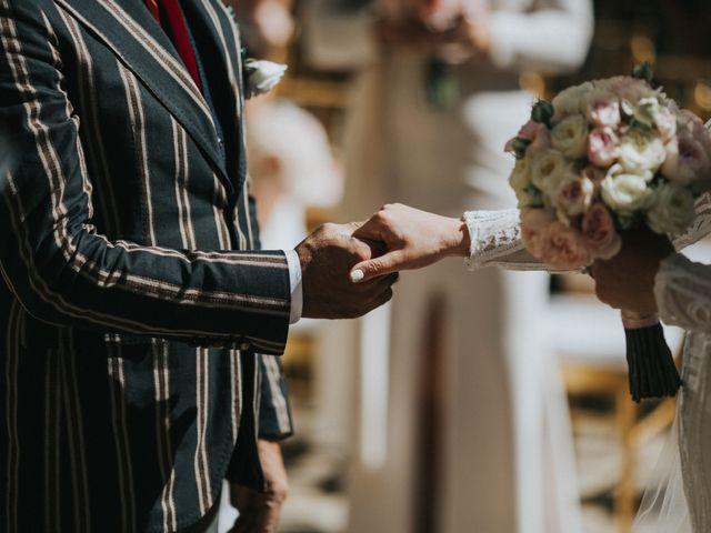 Il matrimonio di Sanjay e Tiziana a Castellabate, Salerno 20