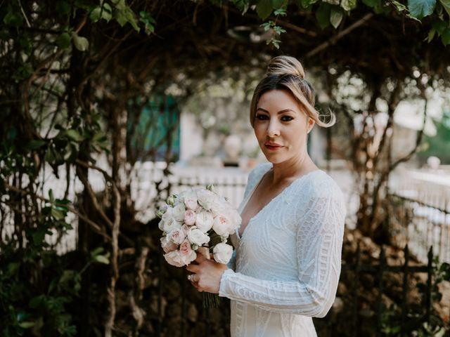Il matrimonio di Sanjay e Tiziana a Castellabate, Salerno 23