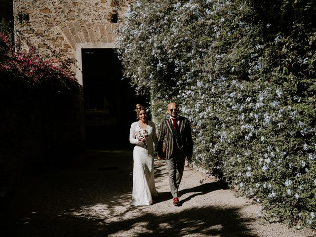 Il matrimonio di Sanjay e Tiziana a Castellabate, Salerno 25
