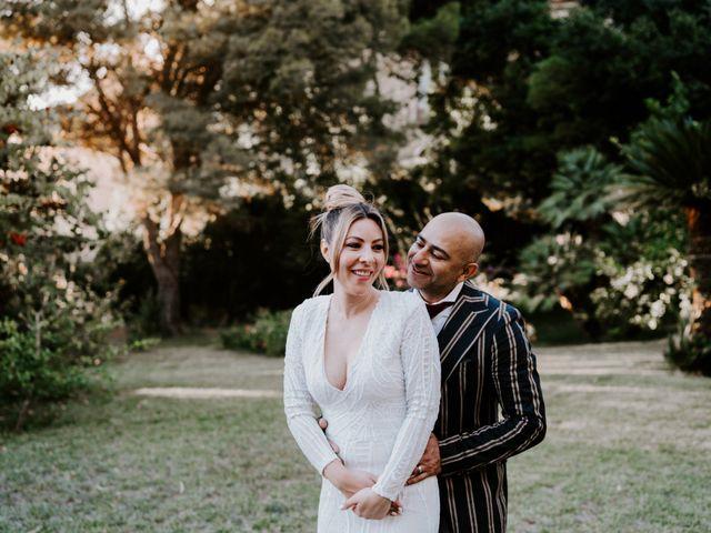 Il matrimonio di Sanjay e Tiziana a Castellabate, Salerno 1