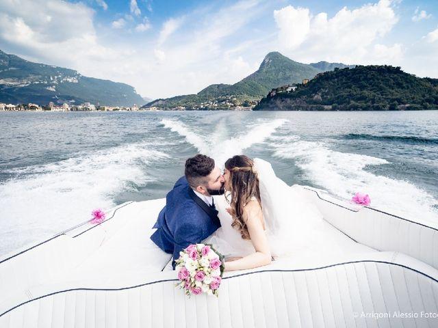 Il matrimonio di Matteo  e Valentina  a Lecco, Lecco 1