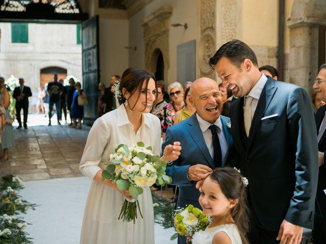 Il matrimonio di Antonio e Carmela a Barletta, Bari 17