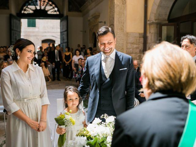 Il matrimonio di Antonio e Carmela a Barletta, Bari 18