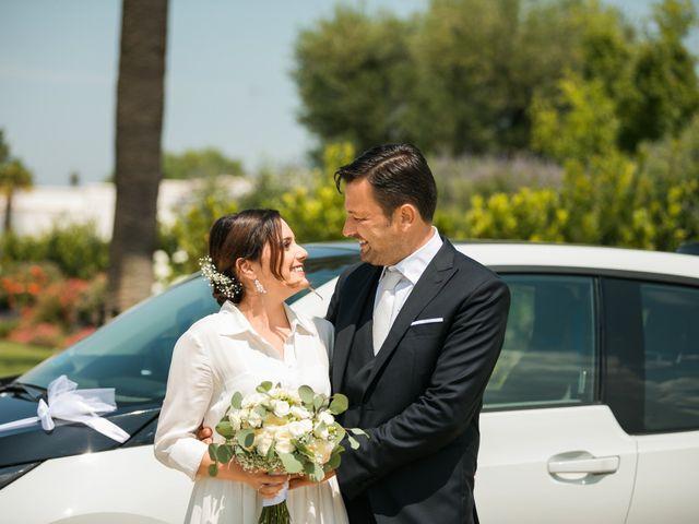Il matrimonio di Antonio e Carmela a Barletta, Bari 47