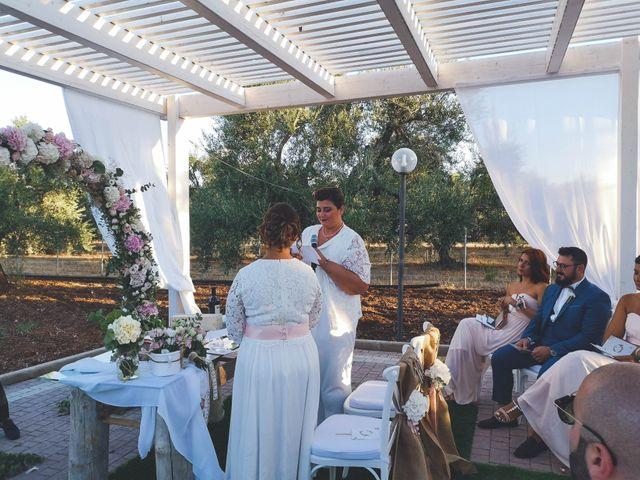 Il matrimonio di Gianna e Floriana a Corato, Bari 11