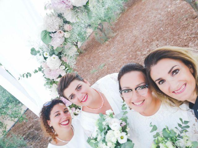 Il matrimonio di Gianna e Floriana a Corato, Bari 13
