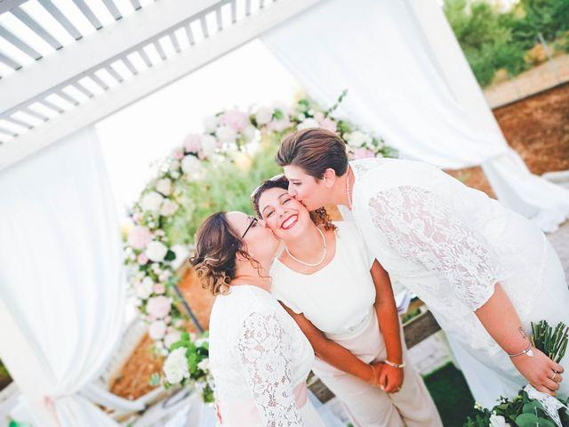 Il matrimonio di Gianna e Floriana a Corato, Bari 14