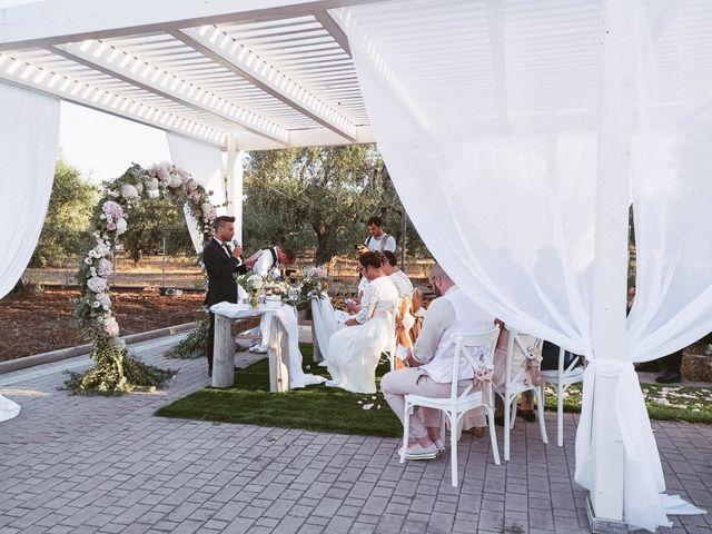 Il matrimonio di Gianna e Floriana a Corato, Bari 16