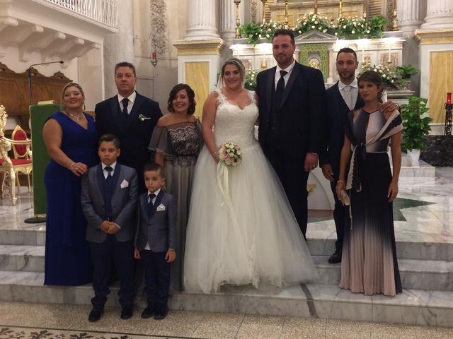 Il matrimonio di Salvatore  e Jessica a Grammichele, Catania 2
