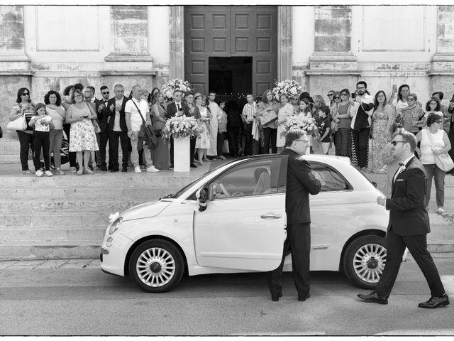 Il matrimonio di Simone e Maria a Terlizzi, Bari 14