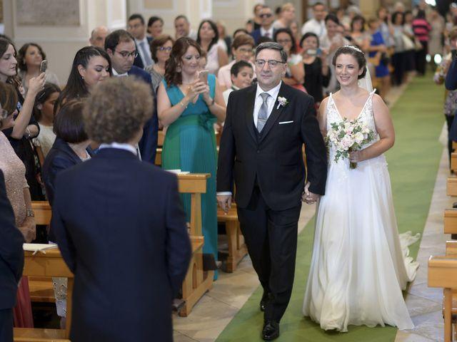 Il matrimonio di Simone e Maria a Terlizzi, Bari 18