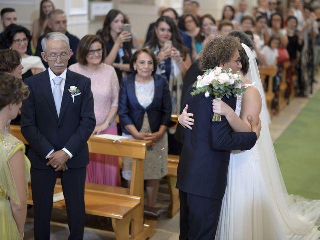 Il matrimonio di Simone e Maria a Terlizzi, Bari 20