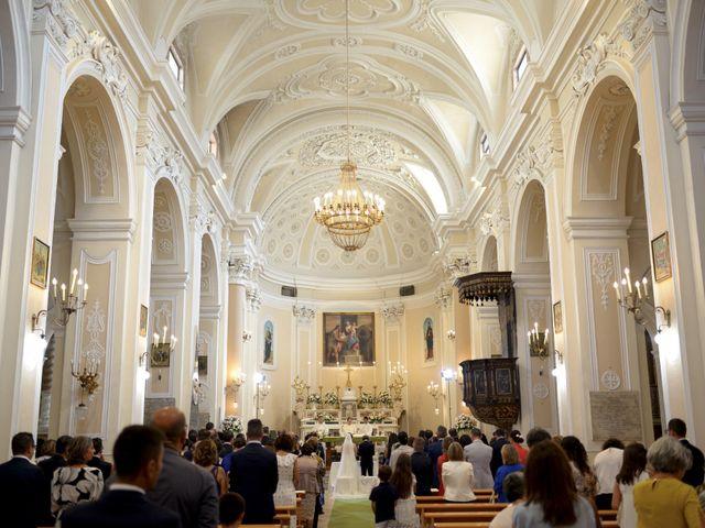 Il matrimonio di Simone e Maria a Terlizzi, Bari 24
