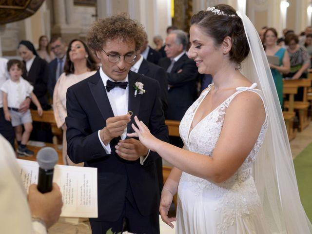 Il matrimonio di Simone e Maria a Terlizzi, Bari 27
