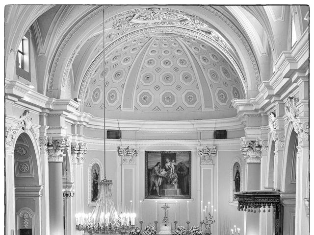 Il matrimonio di Simone e Maria a Terlizzi, Bari 31