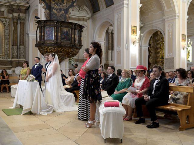 Il matrimonio di Simone e Maria a Terlizzi, Bari 33
