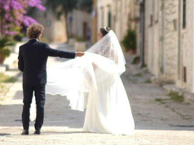 Il matrimonio di Simone e Maria a Terlizzi, Bari 37