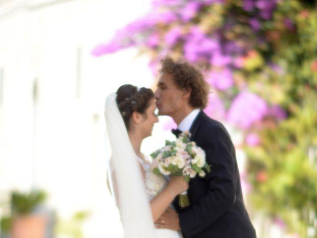 Il matrimonio di Simone e Maria a Terlizzi, Bari 45