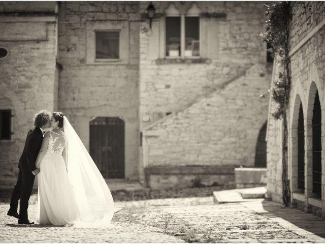 Il matrimonio di Simone e Maria a Terlizzi, Bari 46