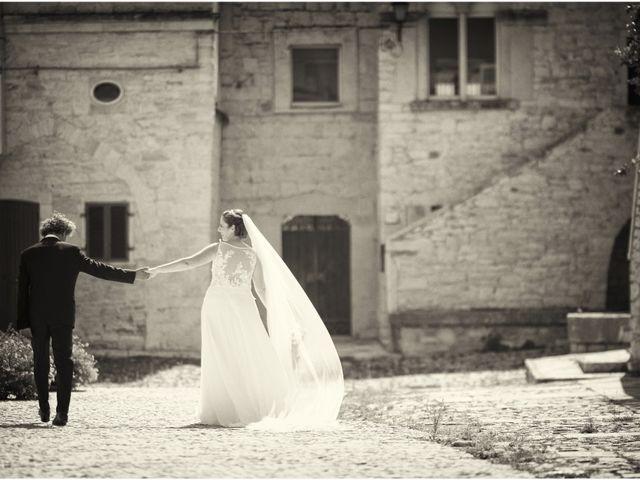 Il matrimonio di Simone e Maria a Terlizzi, Bari 47