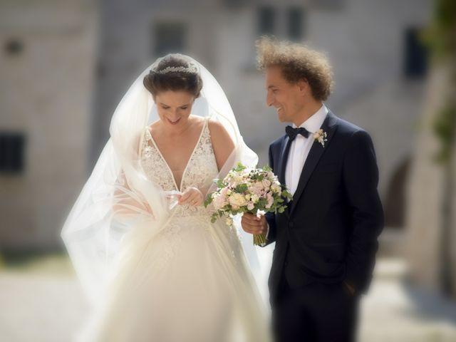 Il matrimonio di Simone e Maria a Terlizzi, Bari 49
