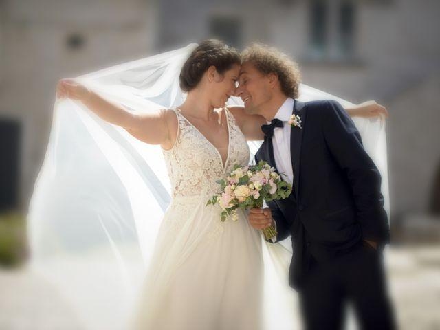 Il matrimonio di Simone e Maria a Terlizzi, Bari 50