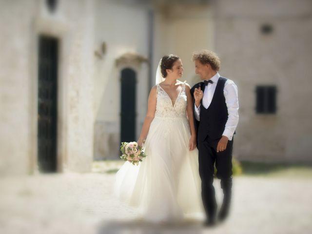 Il matrimonio di Simone e Maria a Terlizzi, Bari 58