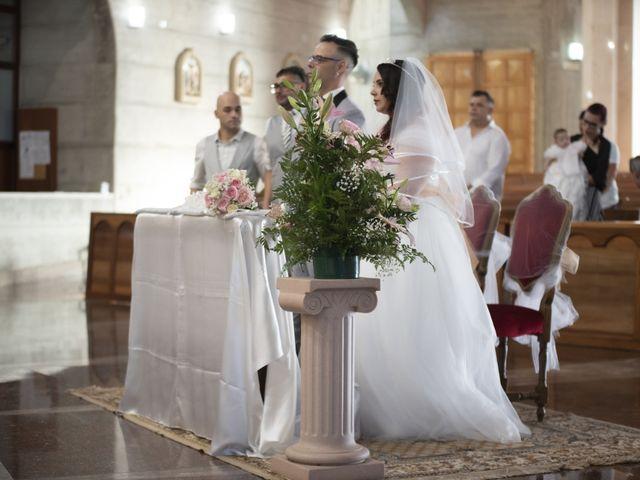 Il matrimonio di Luca e Roberta a Monserrato, Cagliari 13