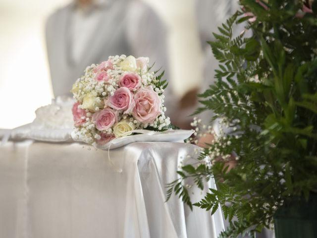 Il matrimonio di Luca e Roberta a Monserrato, Cagliari 14