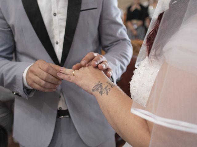 Il matrimonio di Luca e Roberta a Monserrato, Cagliari 25