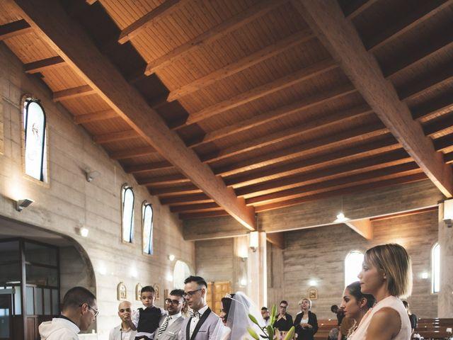 Il matrimonio di Luca e Roberta a Monserrato, Cagliari 27