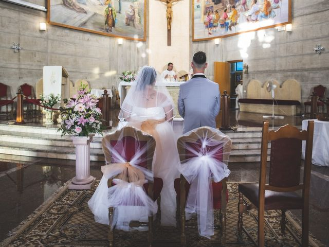Il matrimonio di Luca e Roberta a Monserrato, Cagliari 30