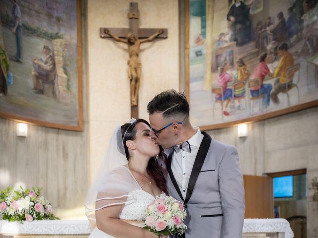 Il matrimonio di Luca e Roberta a Monserrato, Cagliari 32