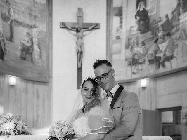 Il matrimonio di Luca e Roberta a Monserrato, Cagliari 33
