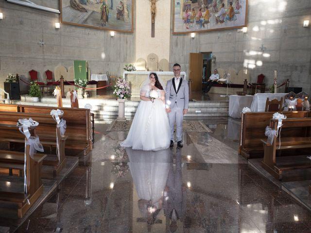 Il matrimonio di Luca e Roberta a Monserrato, Cagliari 34