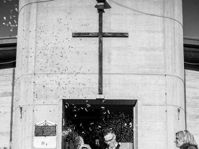 Il matrimonio di Luca e Roberta a Monserrato, Cagliari 36