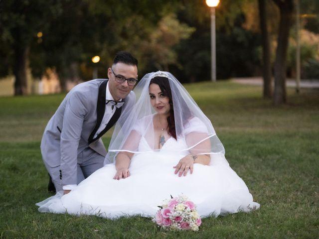 Il matrimonio di Luca e Roberta a Monserrato, Cagliari 43