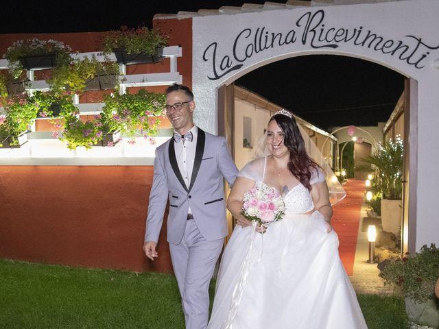 Il matrimonio di Luca e Roberta a Monserrato, Cagliari 50