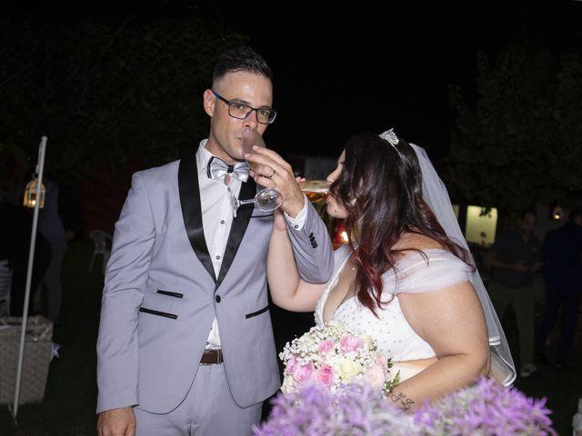 Il matrimonio di Luca e Roberta a Monserrato, Cagliari 51