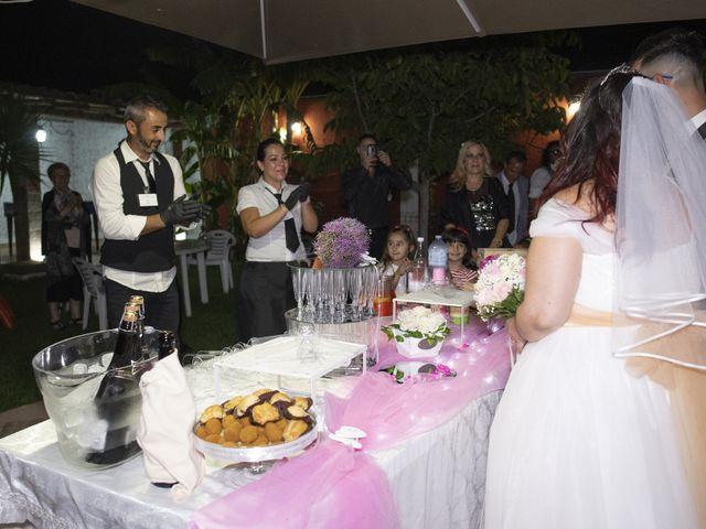 Il matrimonio di Luca e Roberta a Monserrato, Cagliari 52