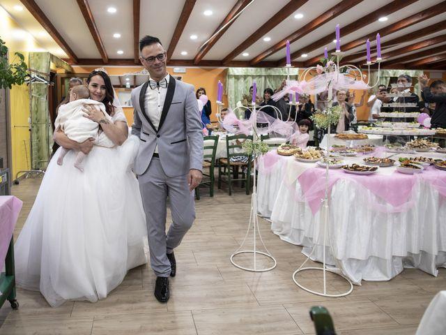 Il matrimonio di Luca e Roberta a Monserrato, Cagliari 64